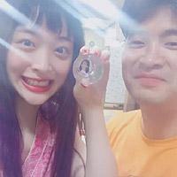 """설리·최자, 결별… 최자 """"내 이상형 예쁜 여자 아냐"""" 과거 발언"""