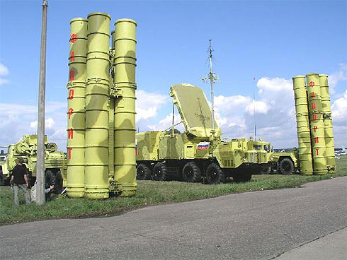 Russian Star Wars Missile System